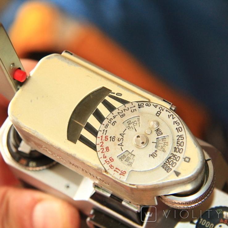 Экспонометр Leicameter M(+доп.фотоэлемент), фото №6