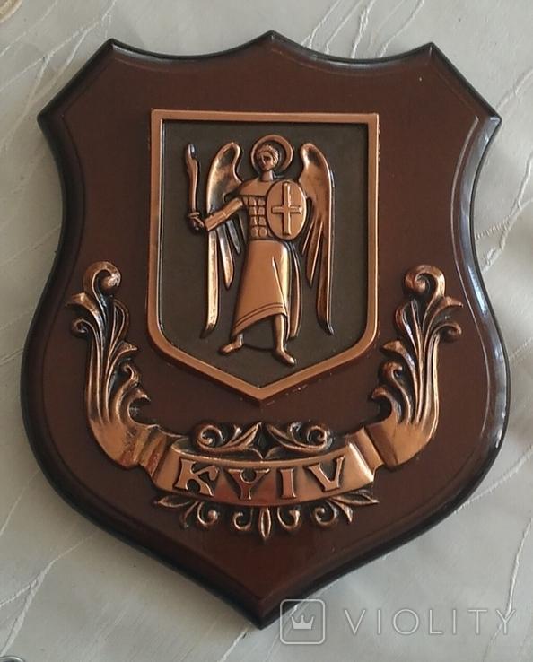 Плакетка Киев в родной коробке., фото №5