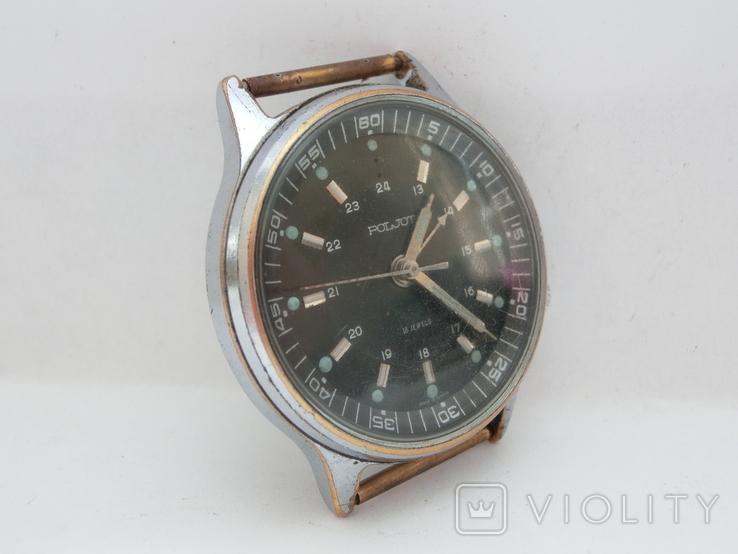 Часы Полет с будильником, фото №2