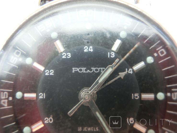 Часы Полет с будильником, фото №8
