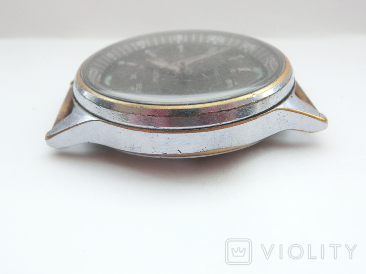 Часы Полет с будильником, фото №10
