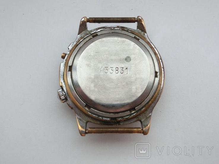 Часы Полет с будильником, фото №11