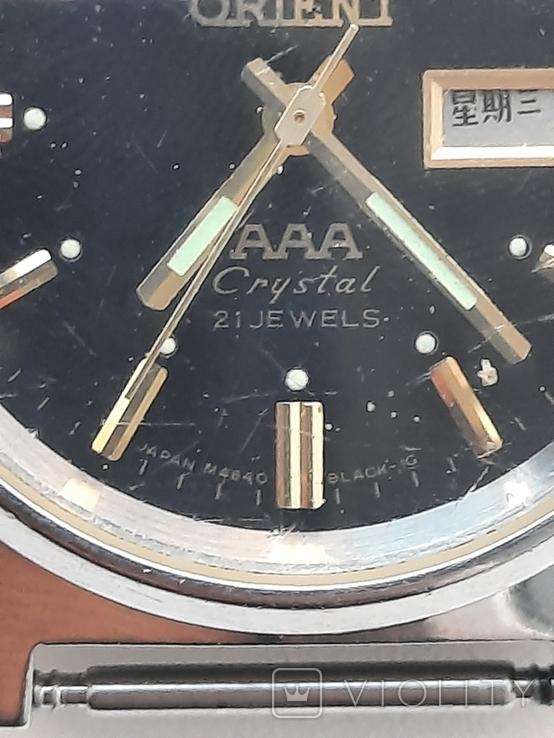 Часы ORIENT. Рабочие., фото №7