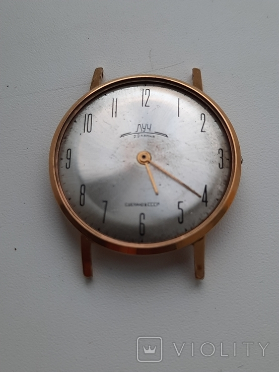 Часы луч тонкий Аи-20 ., фото №8