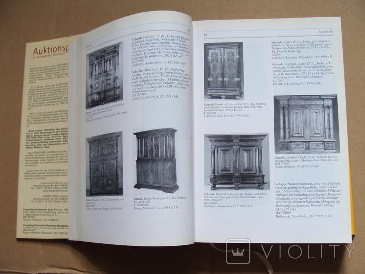 Аукционные цены в Ежегоднике Art Prize, том 54/3, 1999 г (А29), фото №7