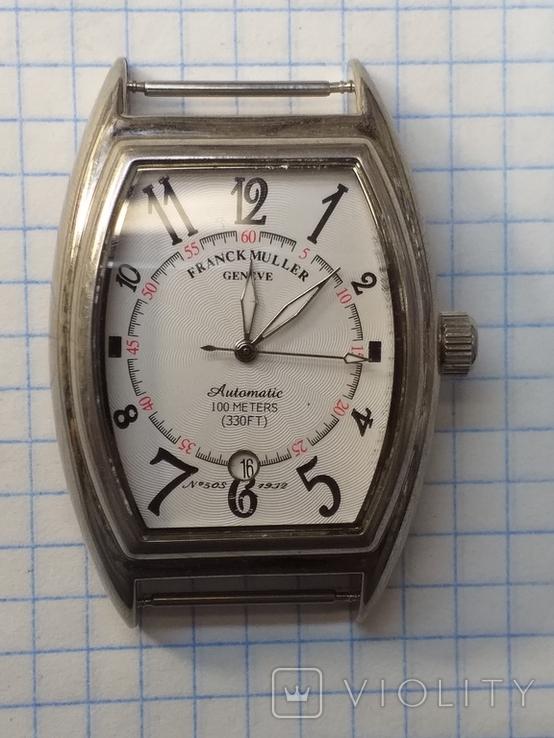 Копия часов Franck Muller механические,автоподзавод, фото №2