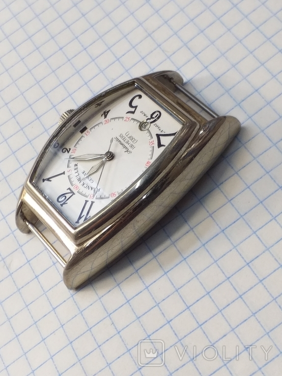 Копия часов Franck Muller механические,автоподзавод, фото №5