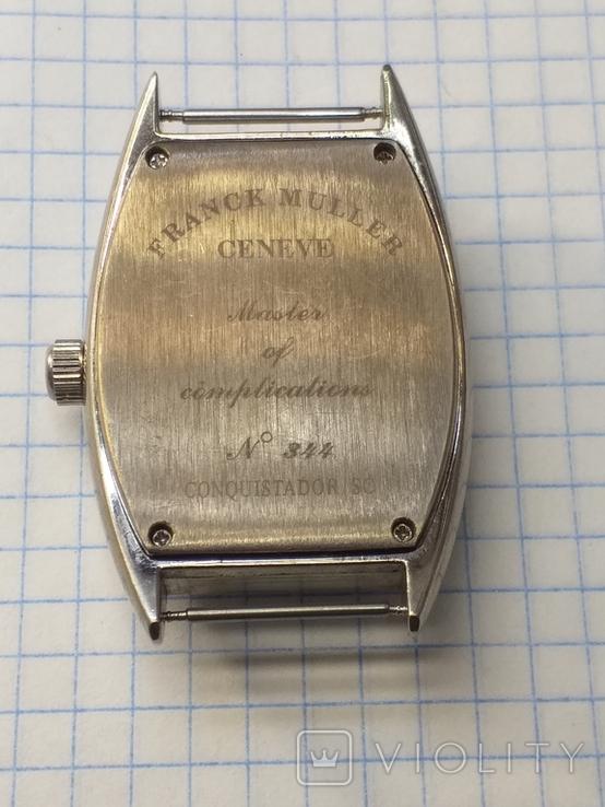 Копия часов Franck Muller механические,автоподзавод, фото №6