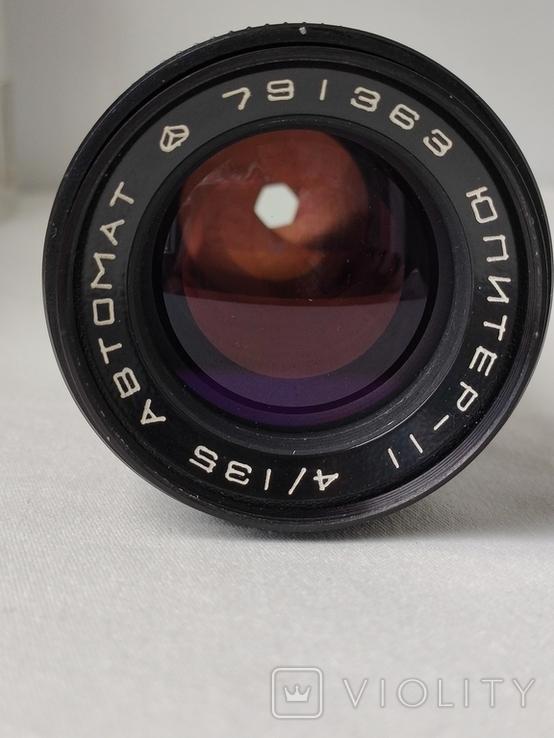 Об'єктив Юпитер-11 (4/135) Автомат, фото №3