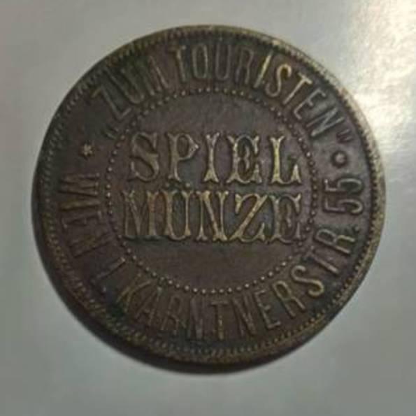 жетон Spiel Munze Violity Auction For Collectors