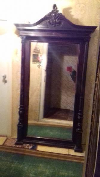 Зеркало, прим. 1850 - 1900, фото №3