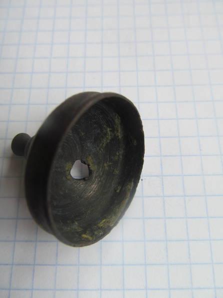 Крышка курительной трубки, фото №4