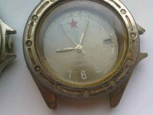 Часы-подделки похожие на командирские, фото №4