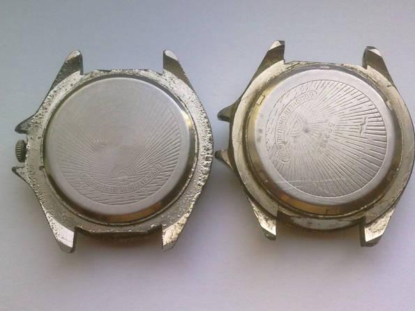 Часы-подделки похожие на командирские, фото №5