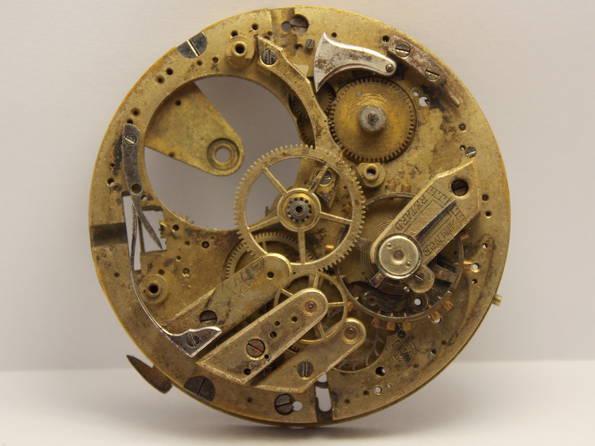 Часовой механизм для наручных часов