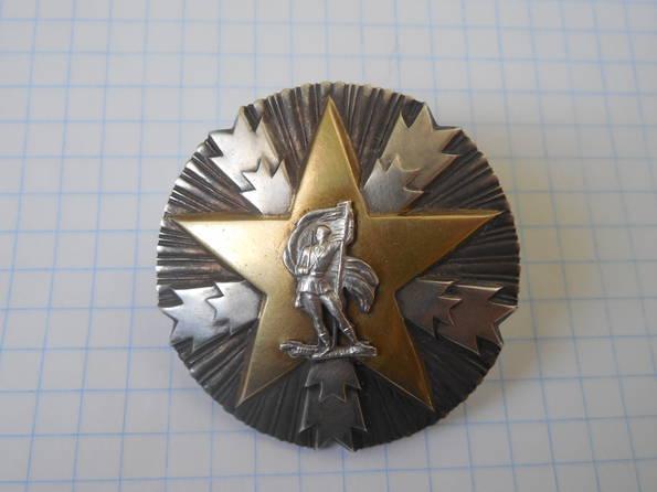 Орден За заслуги перед народом 3 ст. №108936