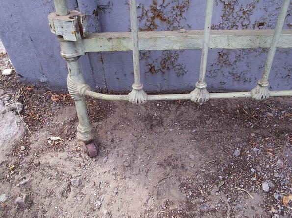 Спинки старинной кровати2, фото №4
