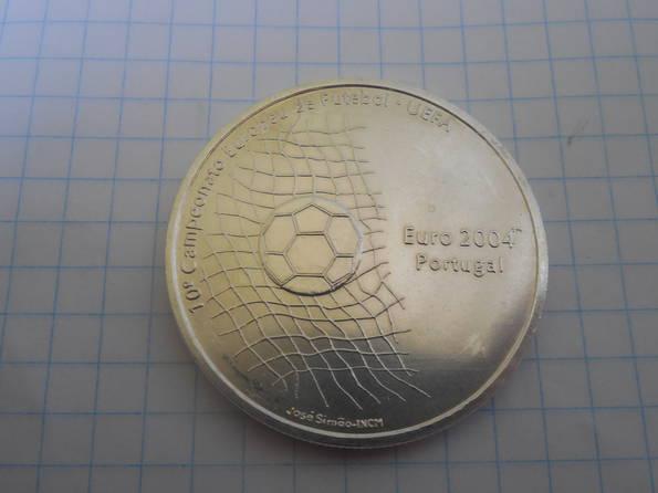 1000 эскудо 2001г. Португалия, фото №4