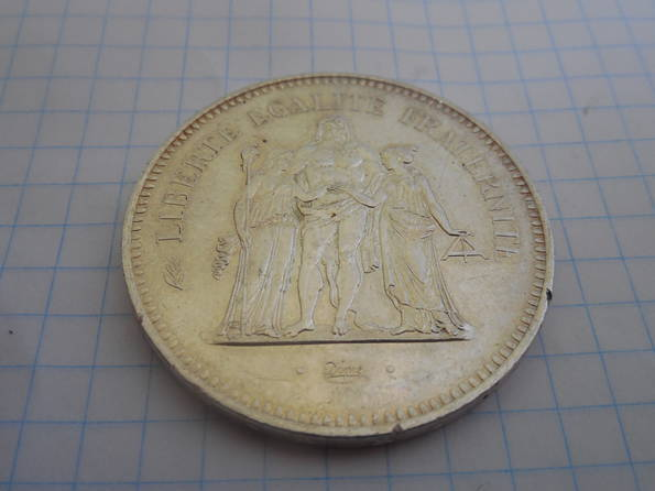 50 франков 1976г. Франция, фото №5