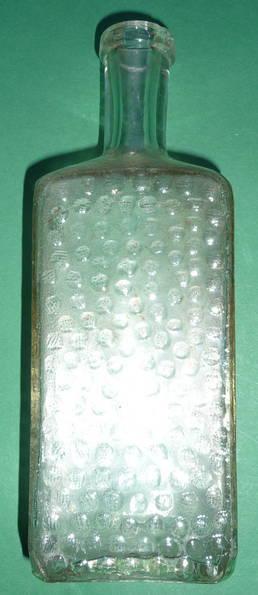 Бутылка в форме штофа., фото №2