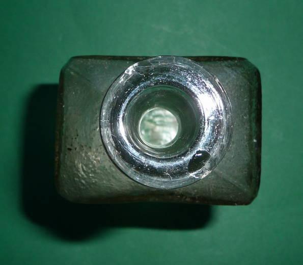 Бутылка в форме штофа., фото №8