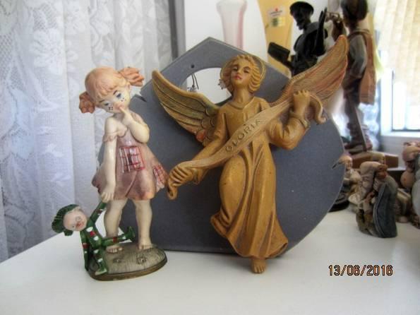 Две статуэтка Depose Italy, фото №2