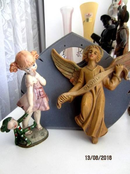 Две статуэтка Depose Italy, фото №3
