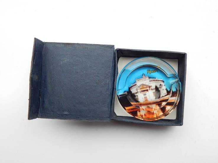 Пепельница сувенир 7283