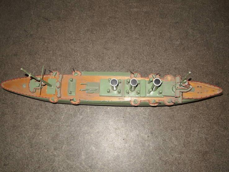 Масштабная модель Крейсер Аврора. (Длина 115 см.), фото №11