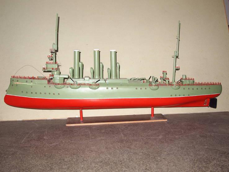 Масштабная модель Крейсер Аврора. (Длина 115 см.), фото №12
