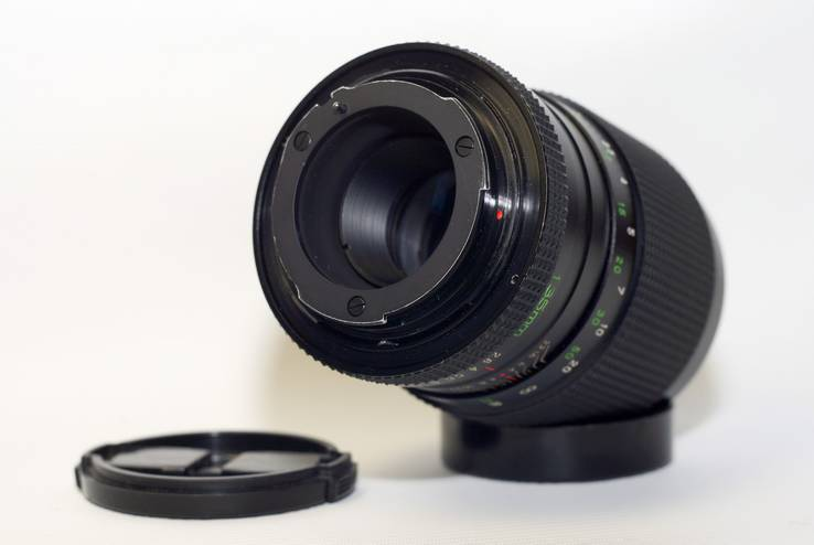 Rolleinar - MC 1:2.8 f=135mm ROLLEI JAPAN, фото №4