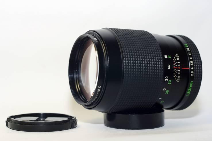 Rolleinar - MC 1:2.8 f=135mm ROLLEI JAPAN, фото №8