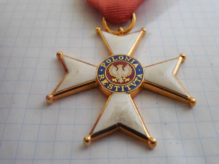 Орден Возрождения Польши в родной коробке, фото №5