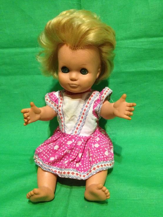 Кукла резиновая, СССР
