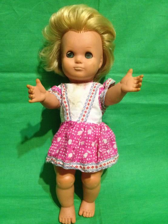 Кукла резиновая, СССР, фото №3