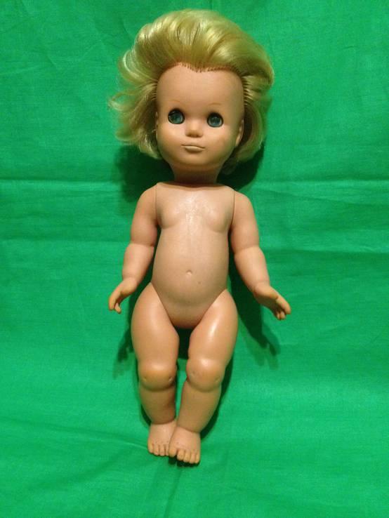 Кукла резиновая, СССР, фото №4
