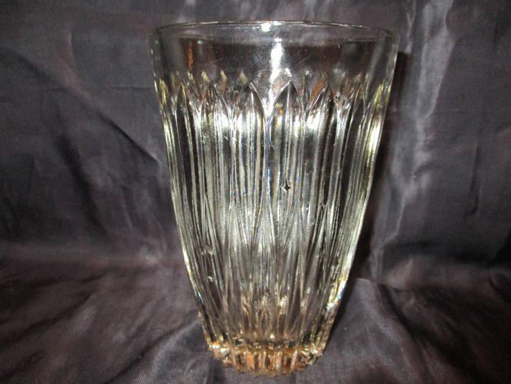 Вазочка стекло, 15 см, фото №4