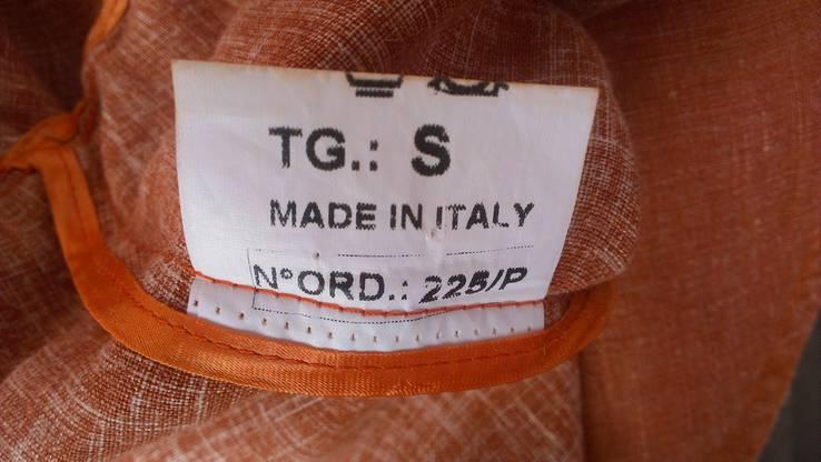 Красивый паджачек. Италия (550), фото №5