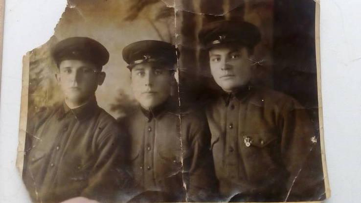 Фото Ворошиловский стрелок 1938 год., фото №2