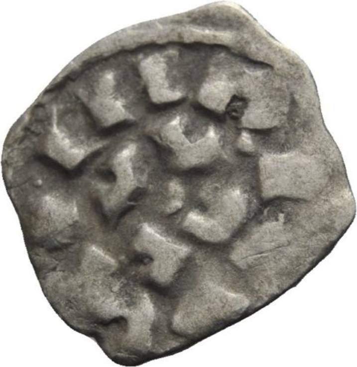 Денар. Италия Лукка Генрих III 11 век, фото №3