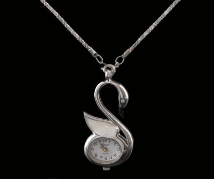 Ожерелье или карманные часы - Лебедь