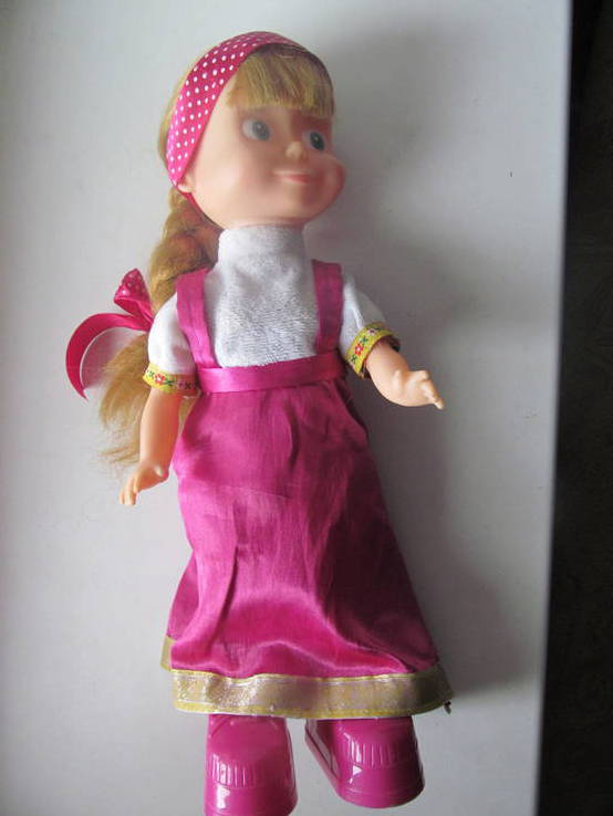 Кукла Маша музыкальная, фото №2