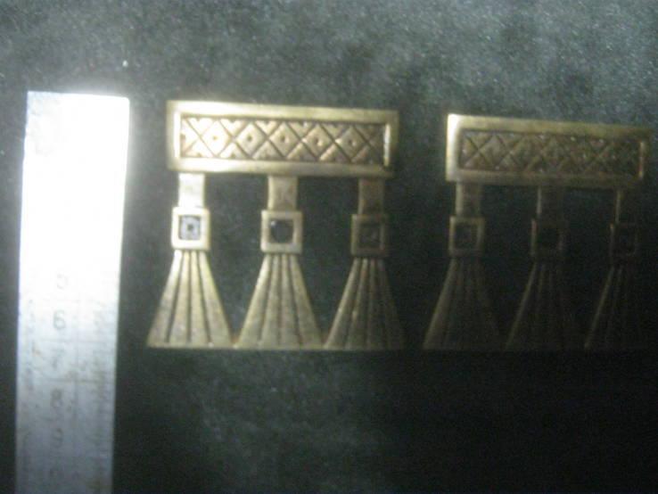 Мебельные накладки (модерн) 2 шт., фото №4