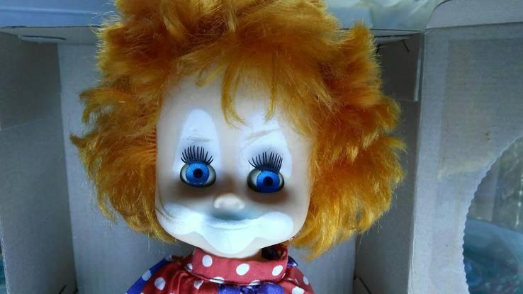 Кукла СССР Клоун