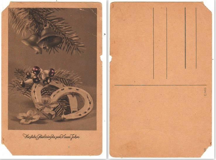Поздравительные открытки (10 шт.), фото №2