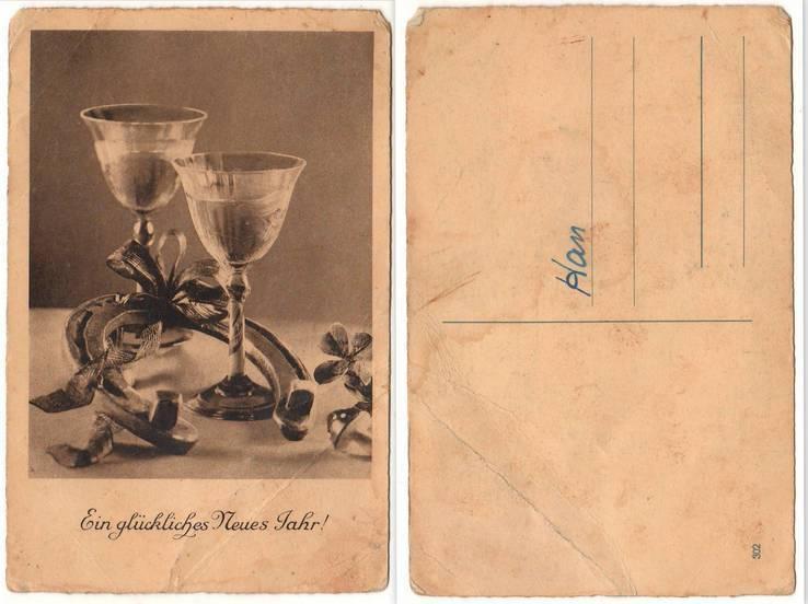 Поздравительные открытки (10 шт.), фото №6
