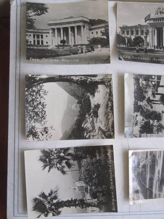 Фотооткрытки уменьшенный формат.  9 шт. одним лотом., фото №3