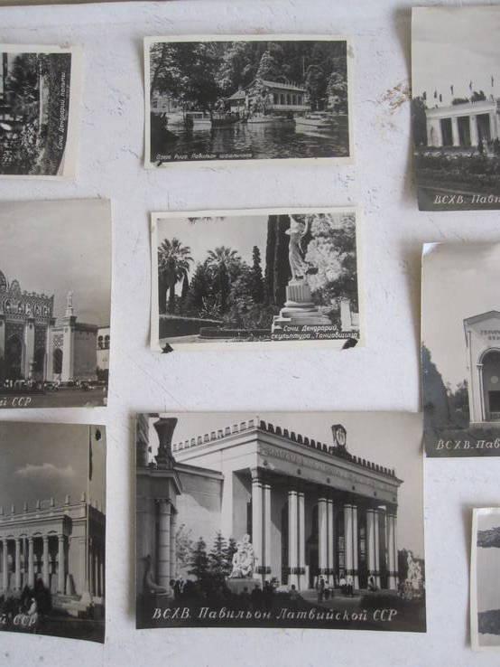 Фотооткрытки уменьшенный формат.  9 шт. одним лотом., фото №4