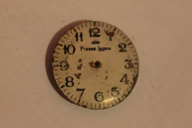 Механизм иностранных часов, фото №2