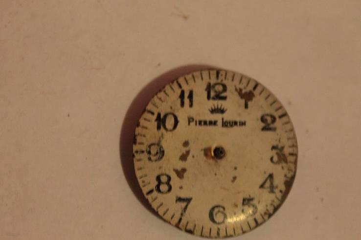 Механизм иностранных часов, фото №4